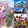 Videogiochi giapponesi in uscita: maggio 2019