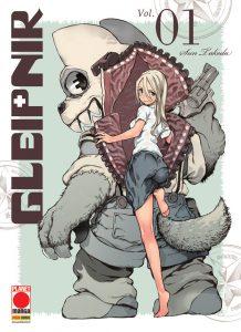 gleipnir volume 1 copertina
