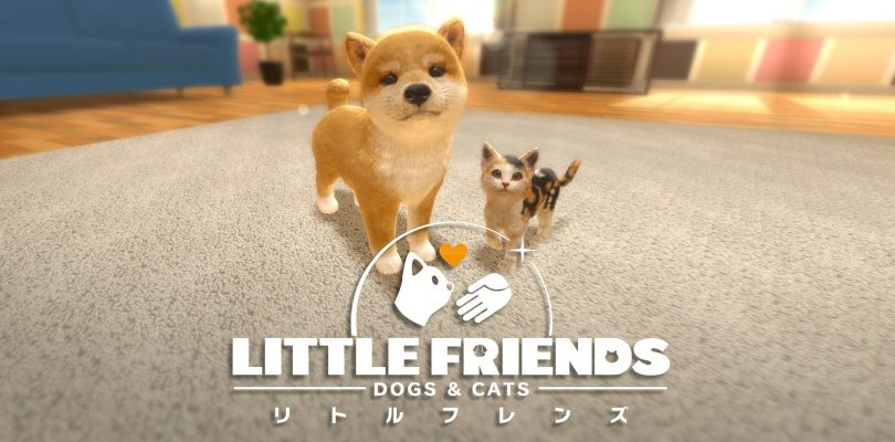 Little Friends: Dogs & Cats - Le nostre impressioni