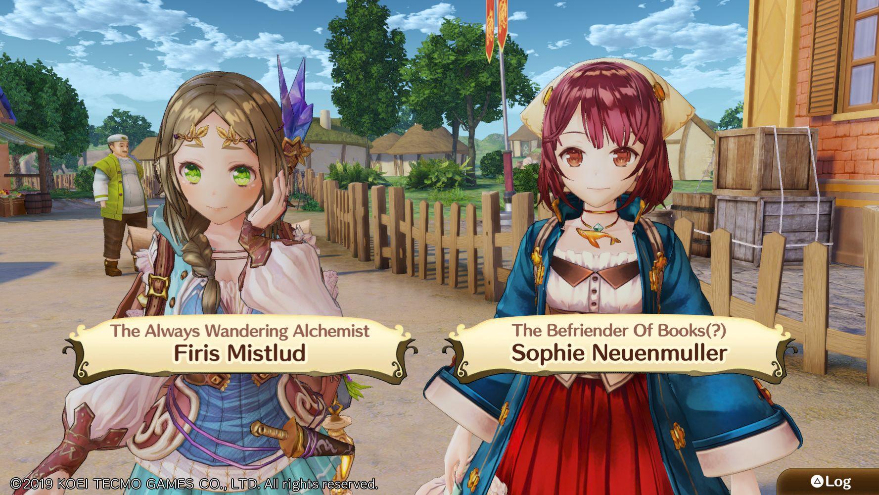 nelke and the legendary alchemists recensione screenshot 02