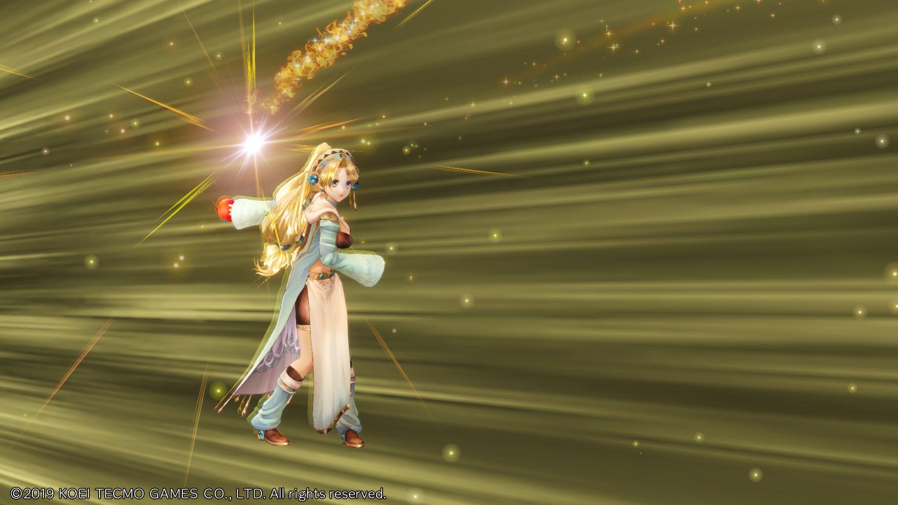 nelke and the legendary alchemists recensione screenshot 03