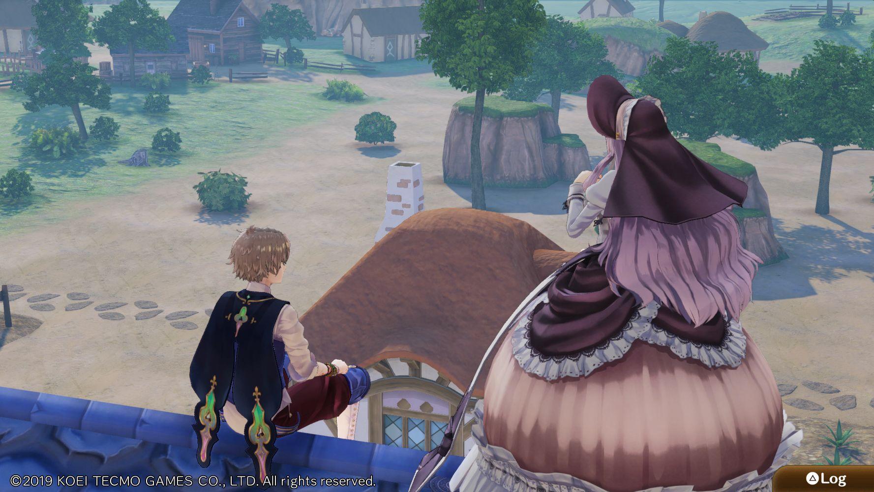 nelke and the legendary alchemists recensione screenshot 04