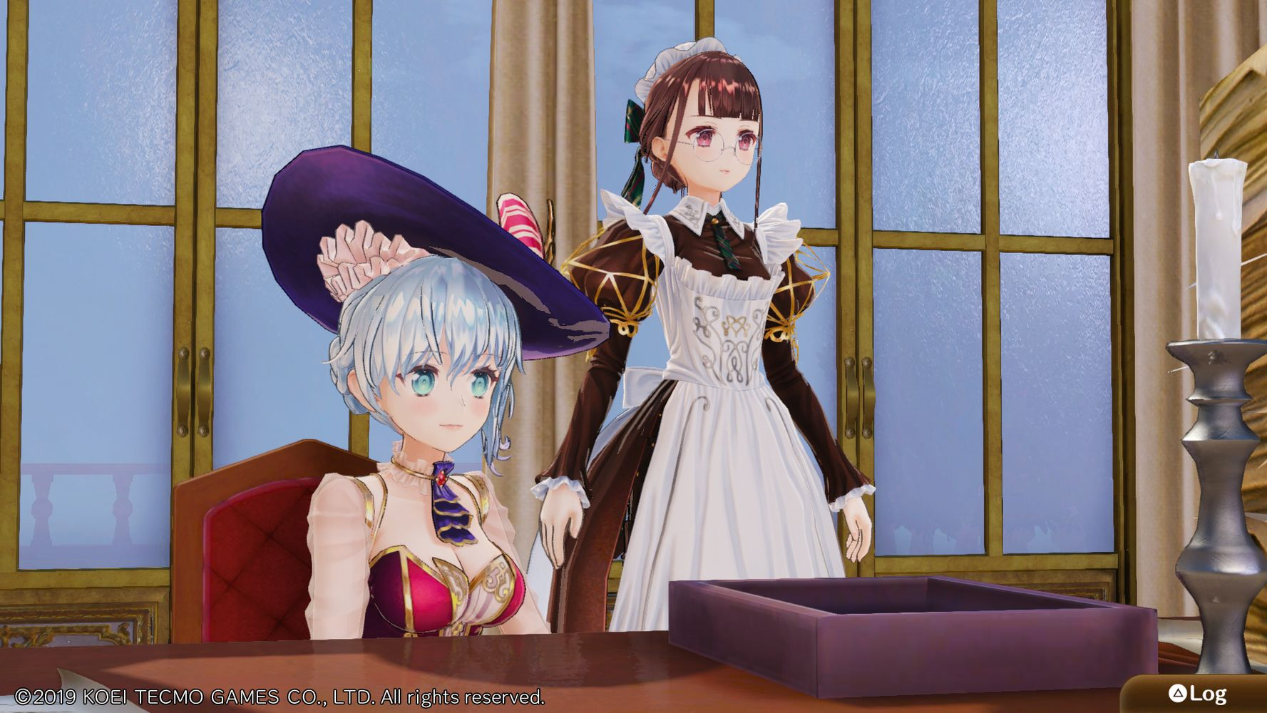 nelke and the legendary alchemists recensione screenshot 05