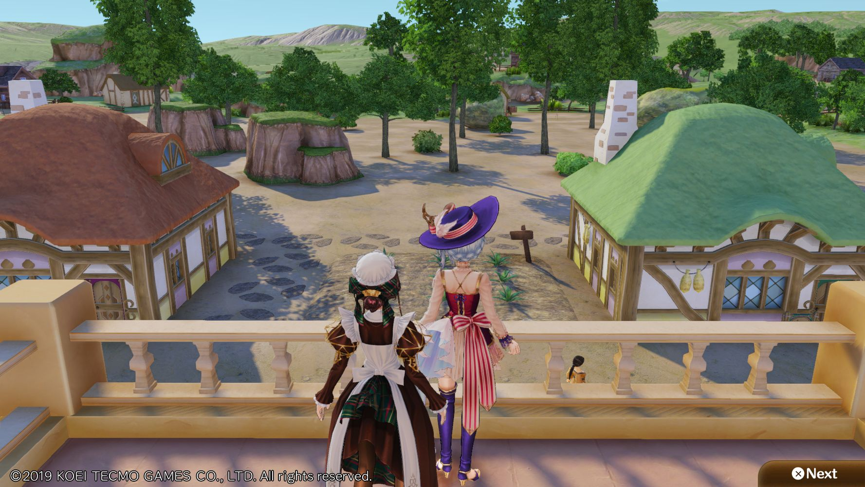 nelke and the legendary alchemists recensione screenshot 06