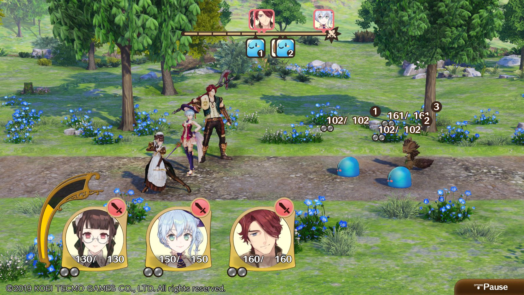 nelke and the legendary alchemists recensione screenshot 11