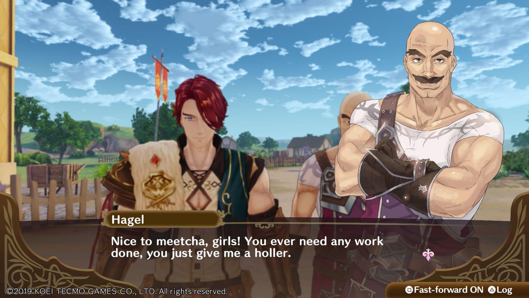 nelke and the legendary alchemists recensione screenshot 13