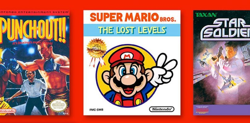 Star Soldier, Super Mario Bros.: The Lost Levels e Punch-Out!! Featuring Mr. Dream in arrivo su Nintendo Switch Online