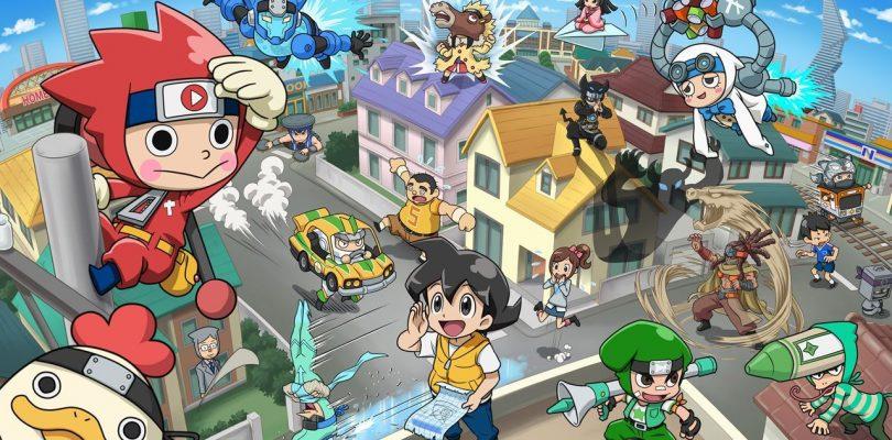 Ninja Box: un aggiornamento implementerà le funzionalità multiplayer online
