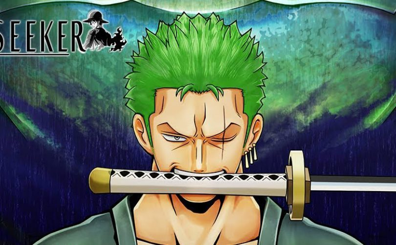 one piece world seeker dlc zoro