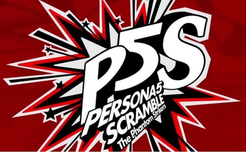 persona 5 scramble the phantom strikers