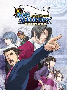 phoenix wright ace attorney trilogy recensione boxart