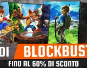 Nintendo eShop: dall'11 al 15 aprile i Saldi Blockbuster