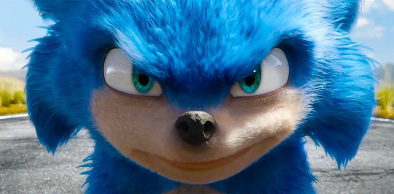 sonic the hedgehog live action trailer
