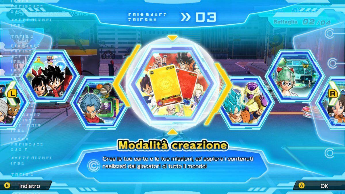 super dragon ball heroes world mission recensione screenshot 01