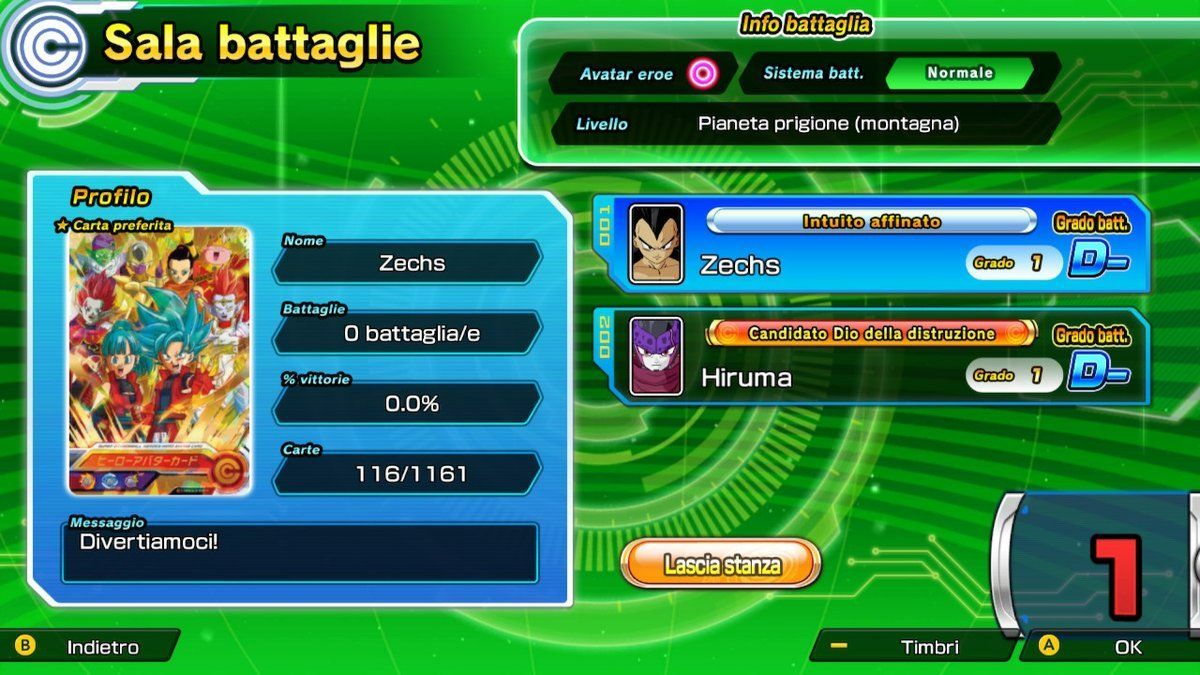 super dragon ball heroes world mission recensione screenshot 13