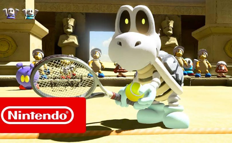 tartosso mario tennis aces
