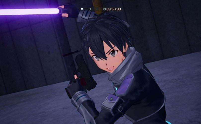 Sword Art Online: Fatal Bullet – Nuovo aggiornamento e demo per Switch fissati per febbraio