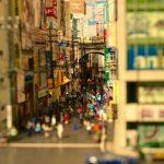 Akihabara in miniatura