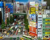 Akihabara ricreata in miniatura
