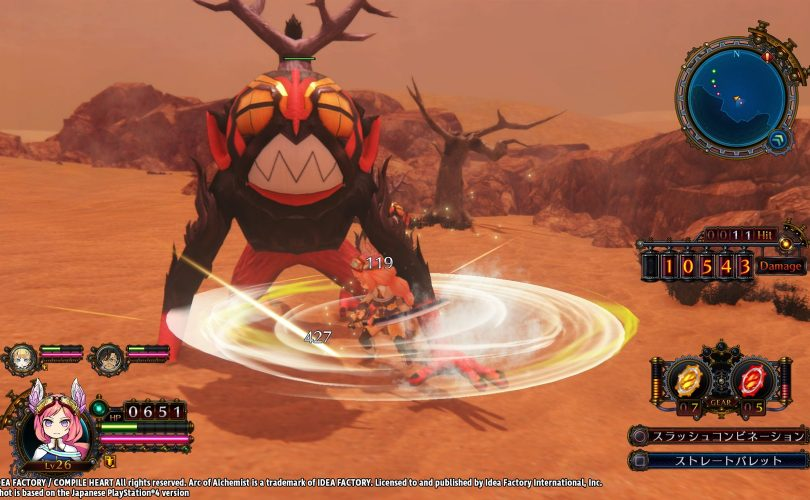 arc of alchemist screenshot 03