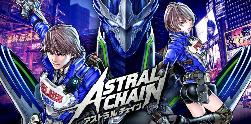 ASTRAL CHAIN promosso da Inaba di PlatinumGames