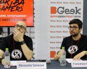 Akiba Gamers al BGEEK 2019
