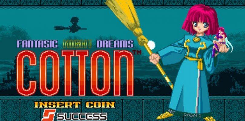 Cotton: in arrivo un reboot per PS4, Nintendo Switch e PC