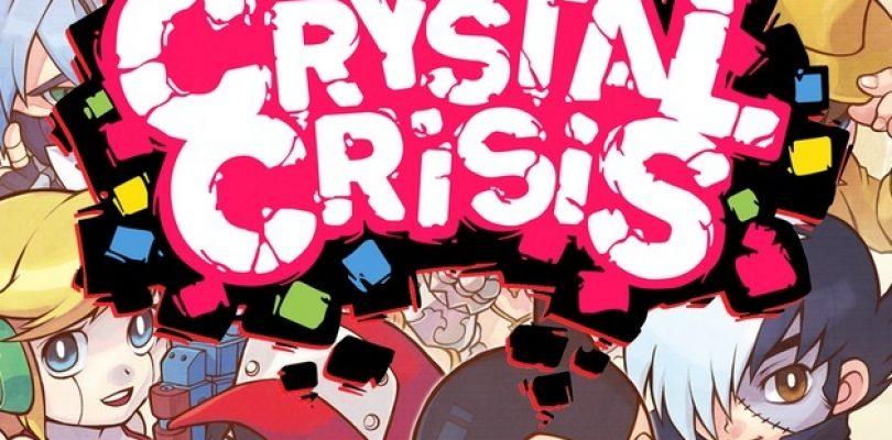 Crystal Crisis arriverà su PC il prossimo 31 luglio