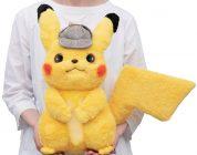 POKÉMON Detective Pikachu: in vendita un'adorabile peluche