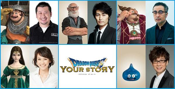 dragon quest your story doppiatori