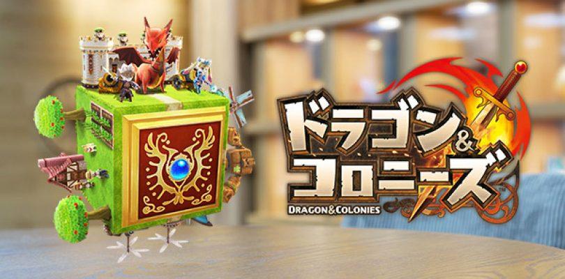 Dragons & Colonies verrà lanciato in Giappone in estate