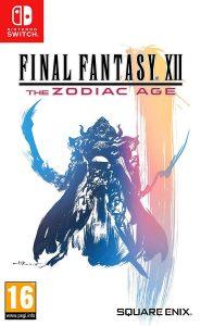final fantasy 12 zodiac age switch recensione boxart