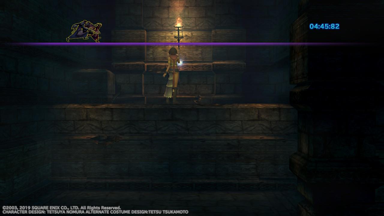 FFX-2 screenshot