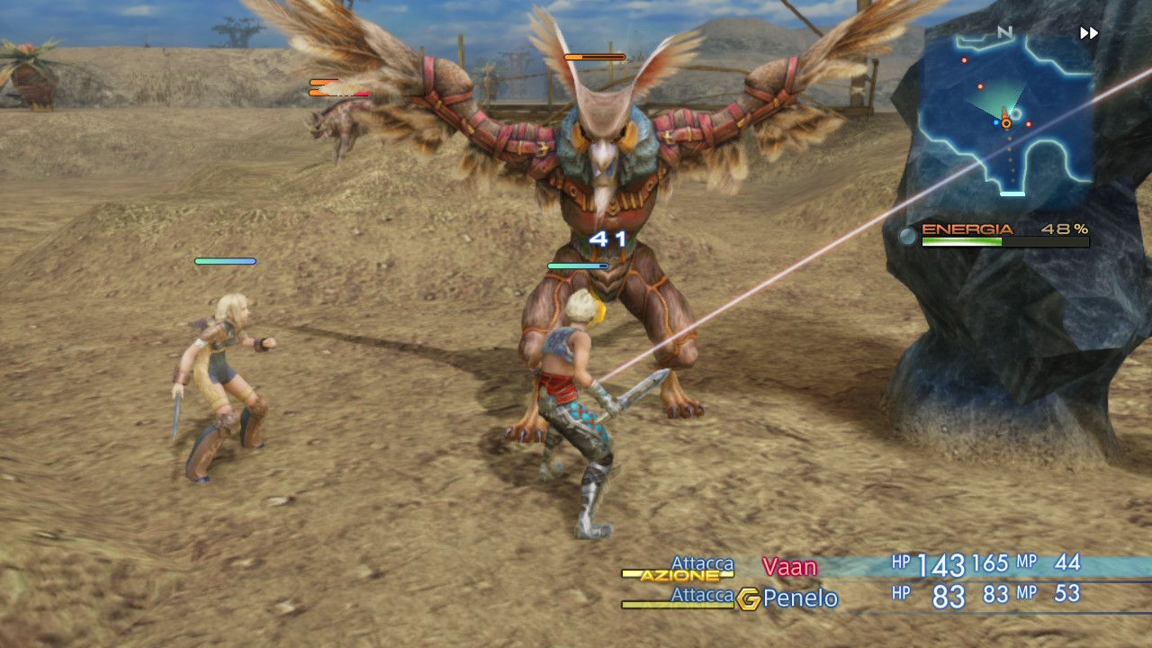 final fantasy xii the zodiac age recensione switch screenshot 01