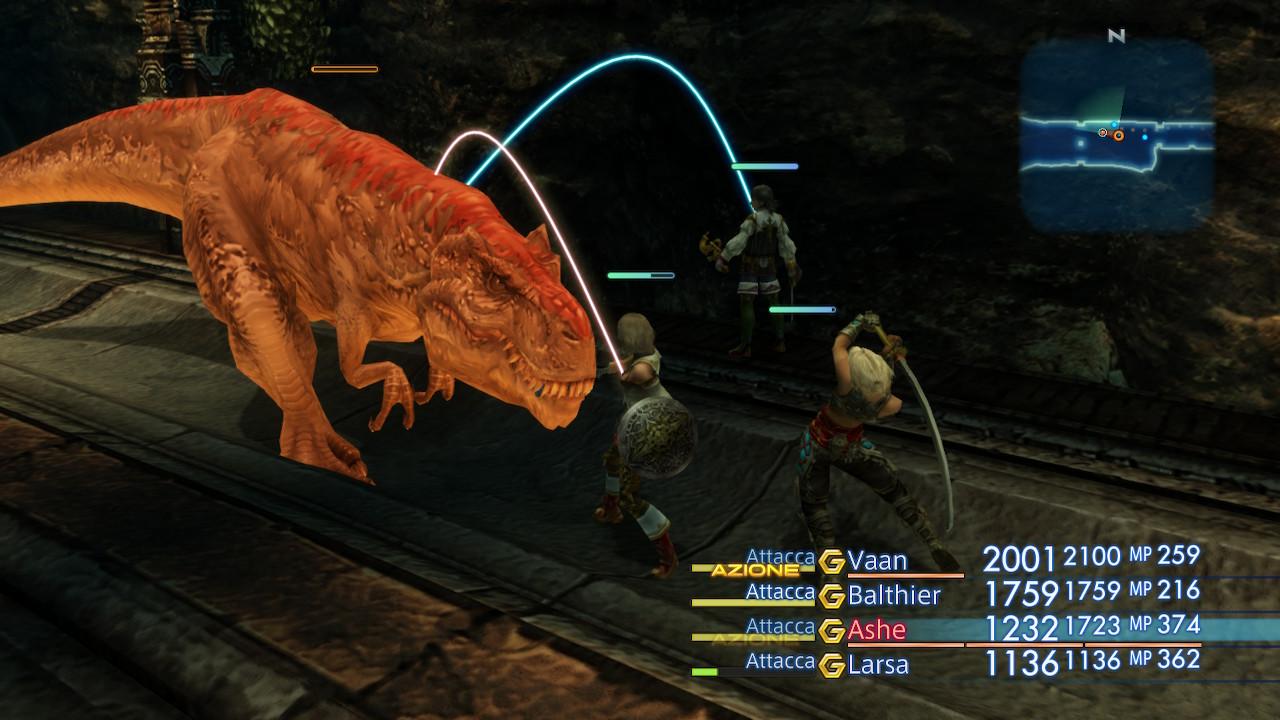final fantasy xii the zodiac age recensione switch screenshot 05