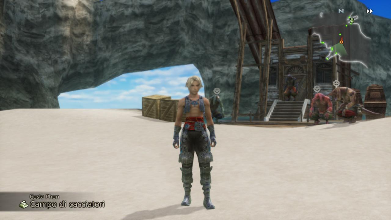 final fantasy xii the zodiac age recensione switch screenshot 08
