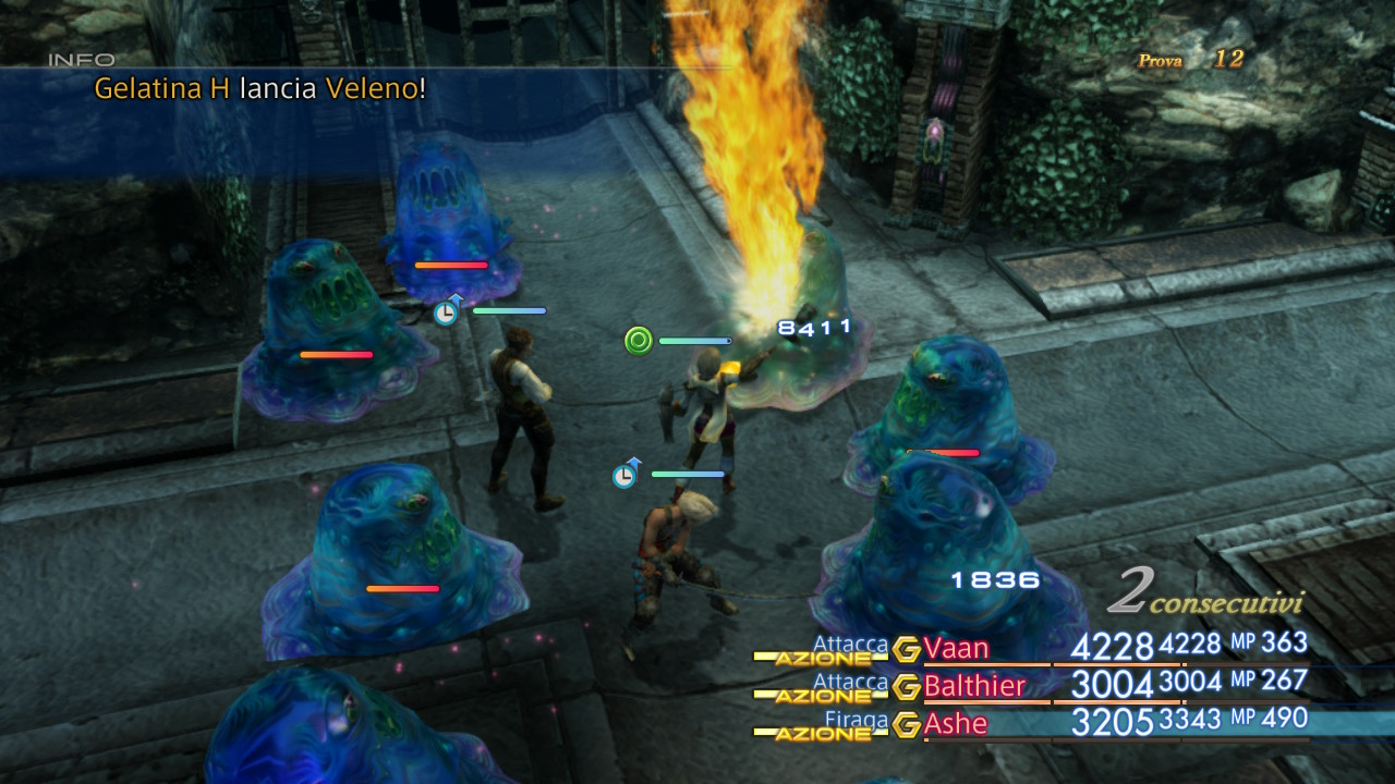 final fantasy xii the zodiac age recensione switch screenshot 12