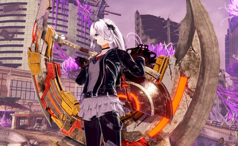 GOD EATER 3: spot TV per la versione Nintendo Switch