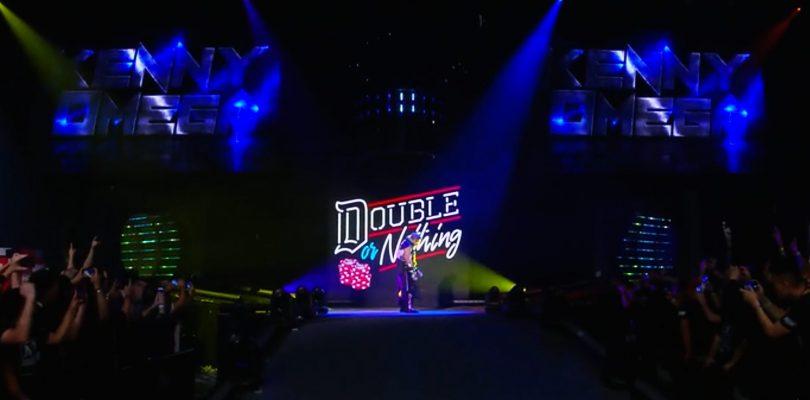 Kenny Omega omaggia un famoso anime col suo debutto in AEW