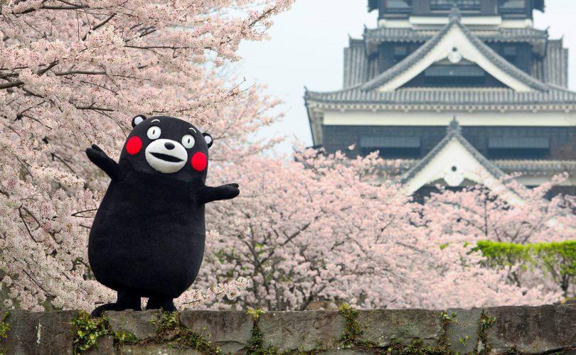 Kumamon - Come guardare la TV giapponese online