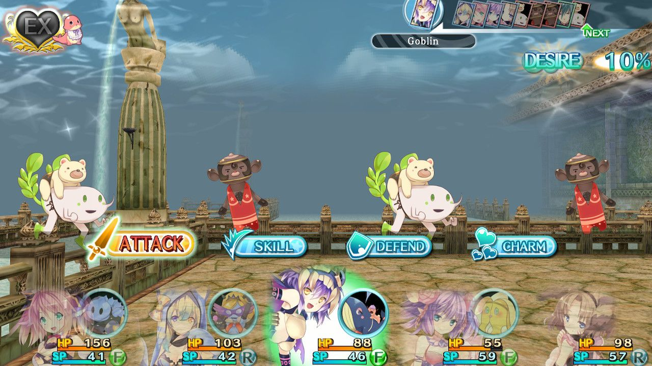 moero chronicle hyper recensione screenshot 03
