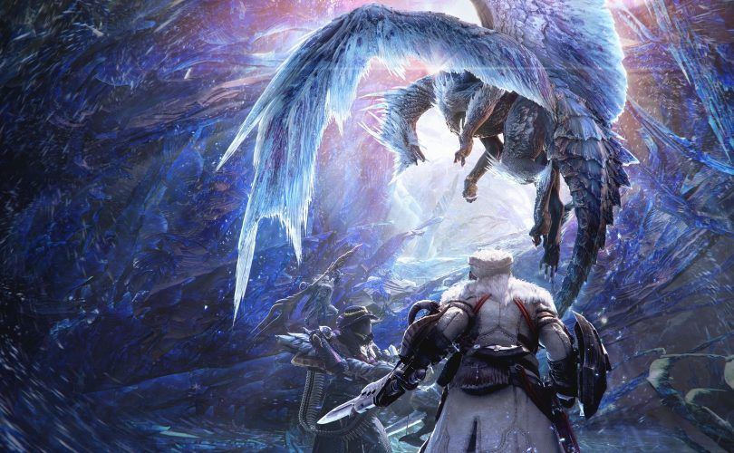 MONSTER HUNTER WORLD: ICEBORNE monster hunter world iceborne 09