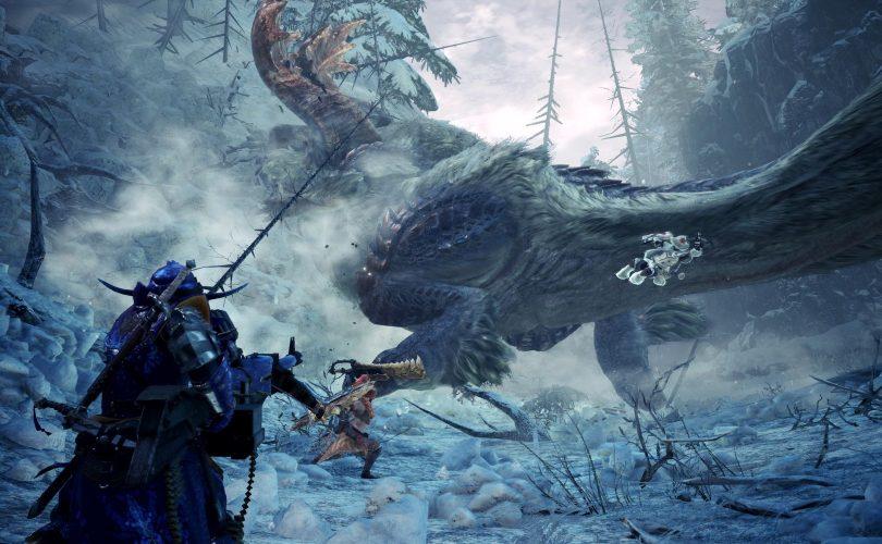monster hunter world iceborne 18
