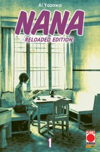 NANA: Reloaded Edition - Copertina volume 1