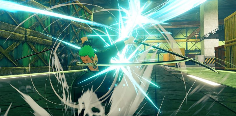ONE PIECE WORLD SEEKER: una data per il DLC 'The Void Mirror Prototype'