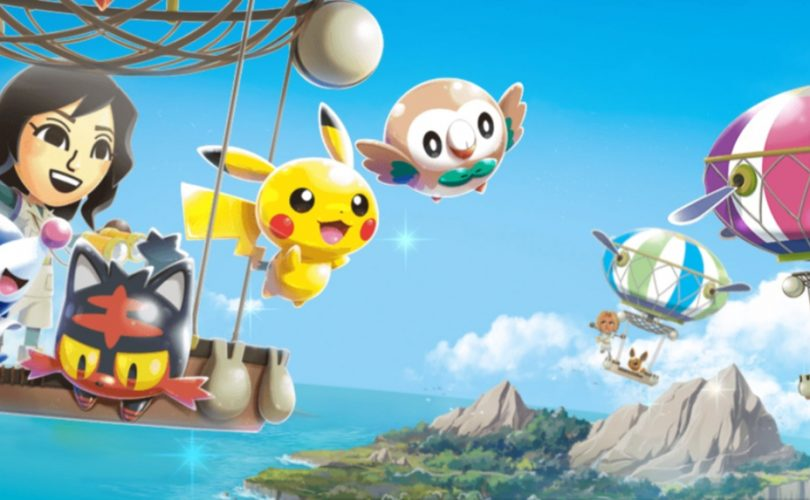 Pokémon Rumble Rush annunciato per iOS e Android