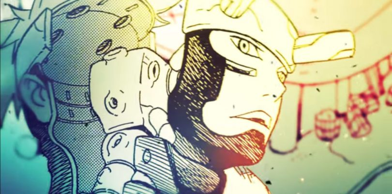 samurai 8 hachimaruden 01