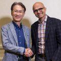 Sony e Microsoft annunciano una partnership per il cloud gaming