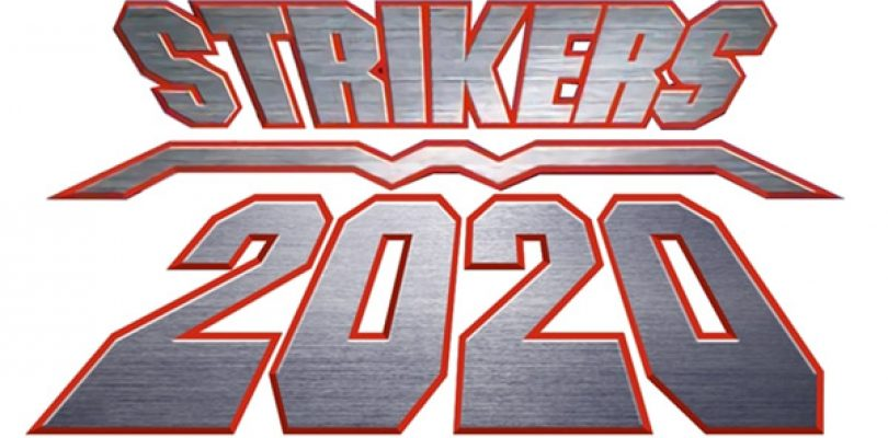 Strikers 2020 annunciato ufficialmente da City Connection