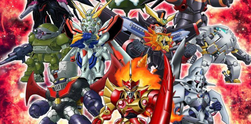 Super Robot Wars T - Recensione